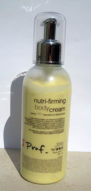 Nutri Firming Body cream